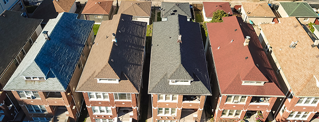 Residential Shingle Roofing - Chicago Roofing and Tuckpointing Guru